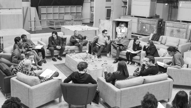 Star Wars 7 Cast