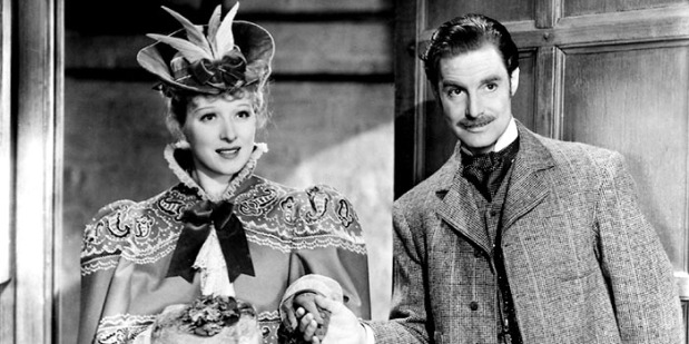 Image result for DONAT AND GARSON IN GOODBYE MR CHIPS